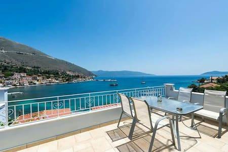 Magic Sea View Apt in Agia Efimia - Agia Effimia