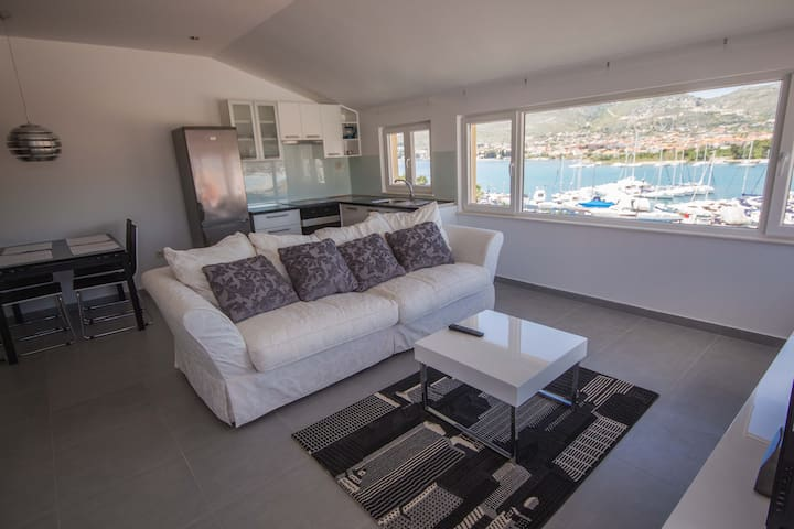 Apartments Marija,breathtaking view - Trogir