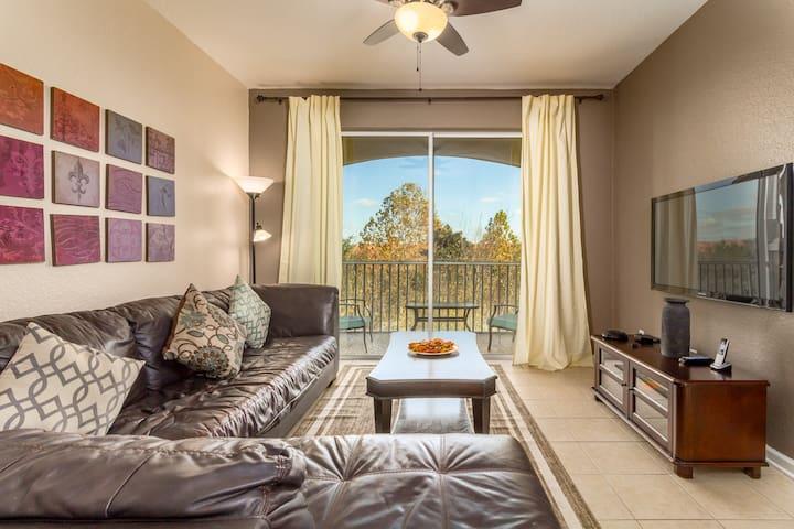 Luxury Condo at Windsor Hills Resort