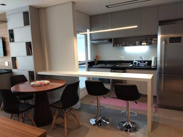 New full Apartment at Morumbi-SP subway station!