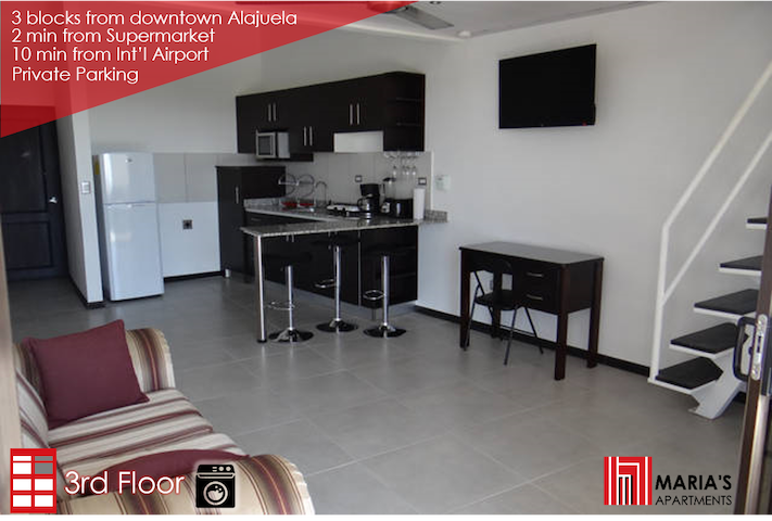 New Apart. fully equip in Alajuela6