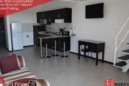 New Apart. fully equip in Alajuela6 - Алахуэле - Квартира