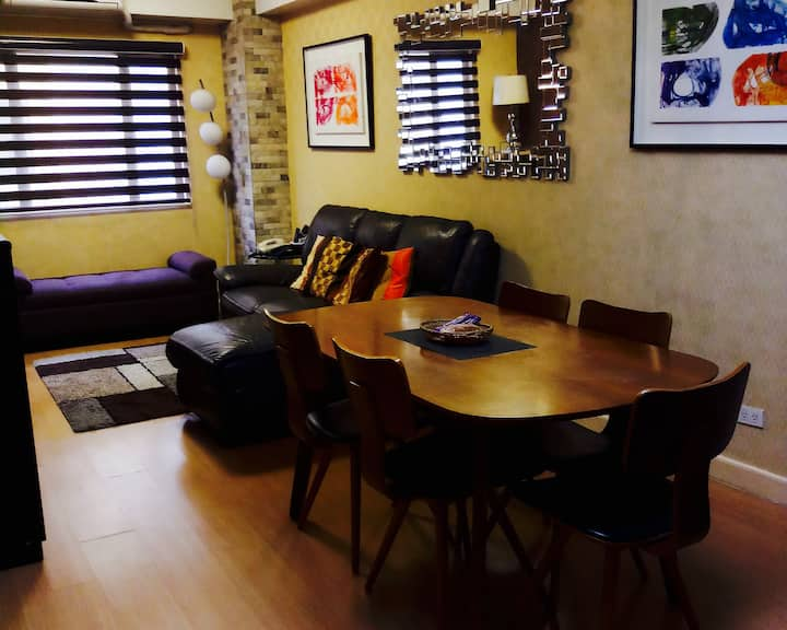 Luxurious condo near airport, BGC 豪华公寓附近机场