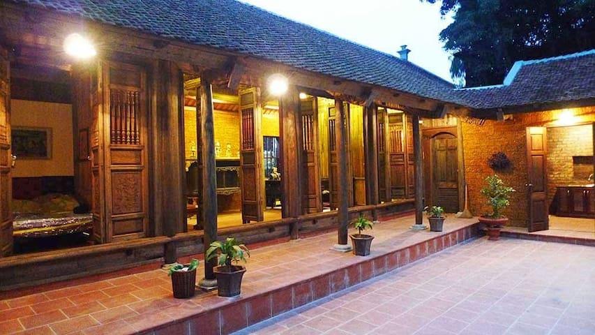 Duong Lam homestay - Hanoi - Hus