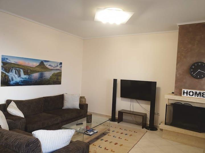 Cozy apartment in Plagiari Thessaloniki