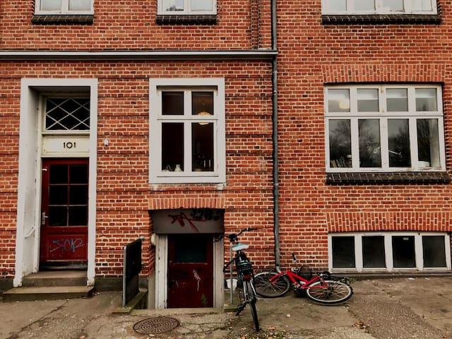 Cozy flat in Aarhus Central