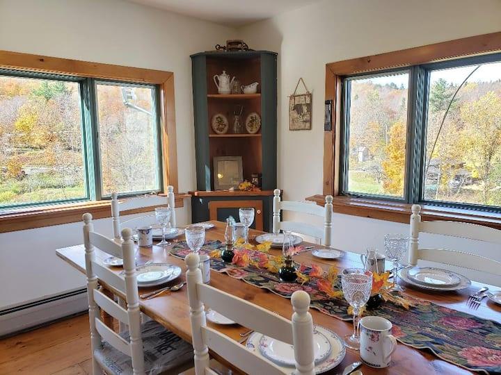 The Loft @ Adams Farm-a great stay near Mt. Snow