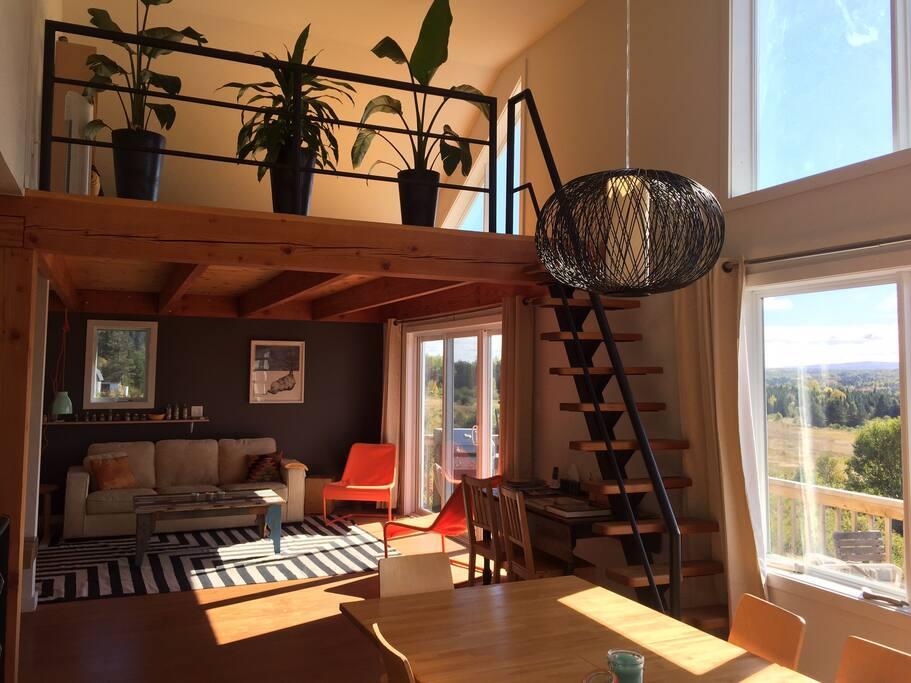 Trouvez un logement à Grande-Vallée sur Airbnb