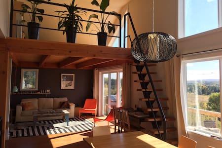 Chaleureuse maison à Douglastown - Gaspé - Haus