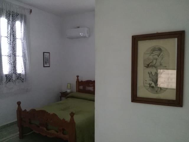 Room 1 / Habitación 1