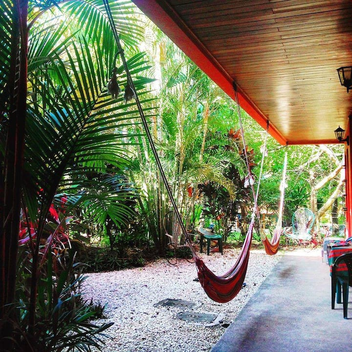 Singleroom at Cabinas Calocita