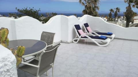 Sol todo el año en Tenerife, ideal