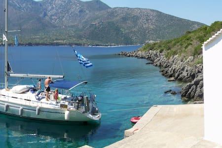 Sailing yacht OCEANOS - Atene - Barca