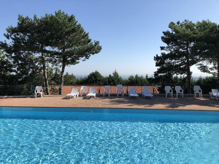 Vacances dans résidence au Lac de St Ferréol