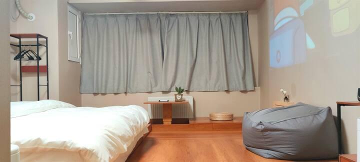 和谐银座/泰盛/人民广场/一居室/日式小屋
