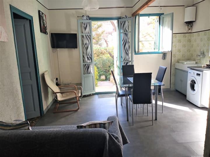 Maison 3 étoiles  avec jardin  sur banyuls sur mer