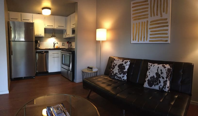 Chic condo by U of A - Fayetteville - Appartement