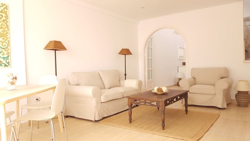 Amazing 2 bedroom townhouse with a private terrace - Golf del Sur - Talo