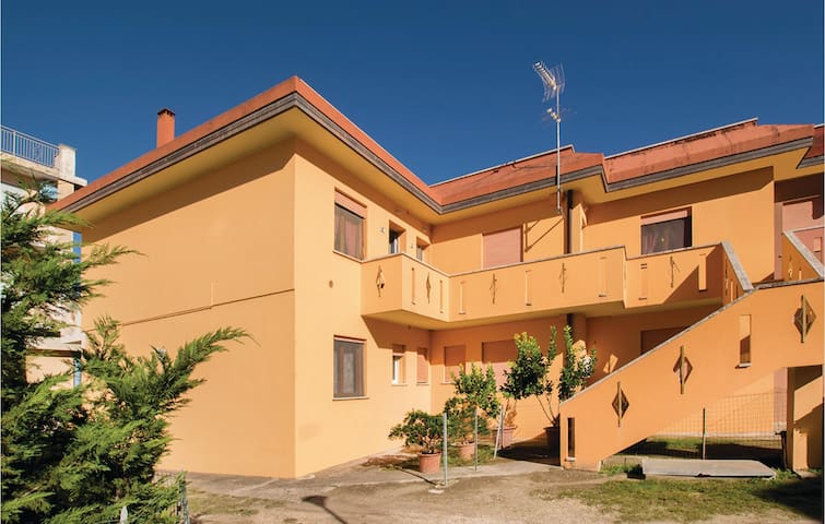 Holiday apartment with 1 bedroom on 25m² in Rosolina Mare (RO)