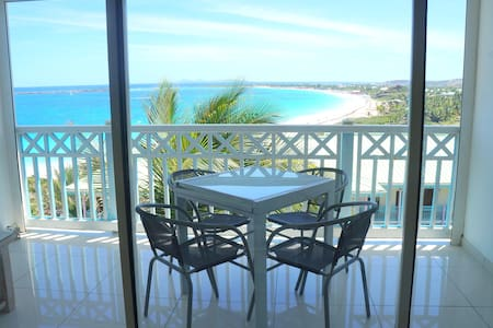 Amazing ocean view, large studio on Orient Bay 2 - Wohnung