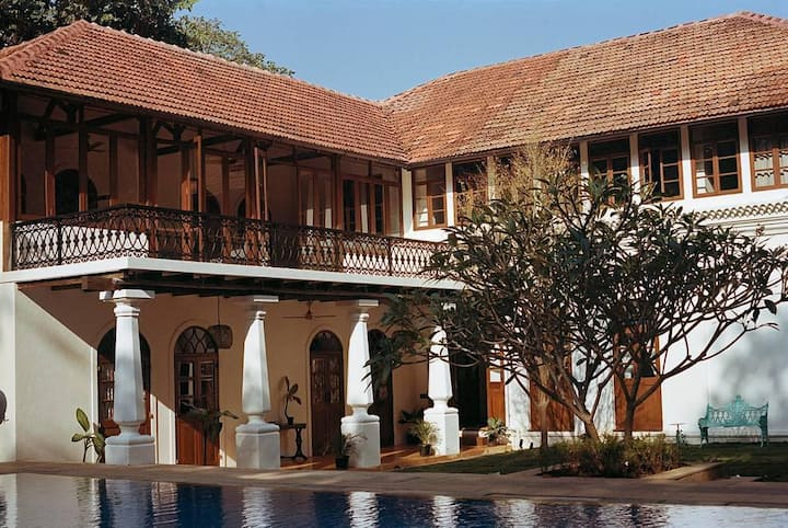 The Cartalim Suite at The Postcard Moira, Goa
