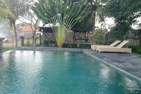 NEW! 2Brm, Wifi, Breakfast Incl. Free Ubud Shuttle - Sukawati