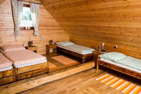 U Martinov - ubytovanie v súkromí - Poniky - Huis