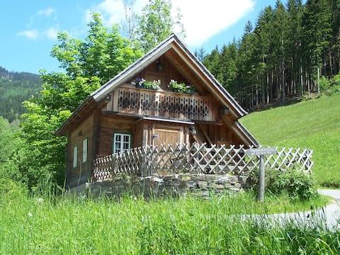 Hytte på økologisk gård - Steiermark