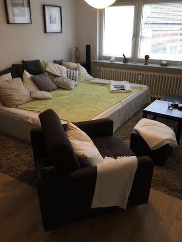 Modernes 1 Zimmer -Apartment - Malente - Flat
