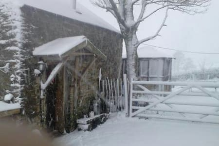 CROFTERS COTTAGE 24/7 HOTTUB ALL WEATHER SOLE USE - Cumbria