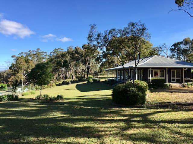 Longleaf - peaceful bushland retreat