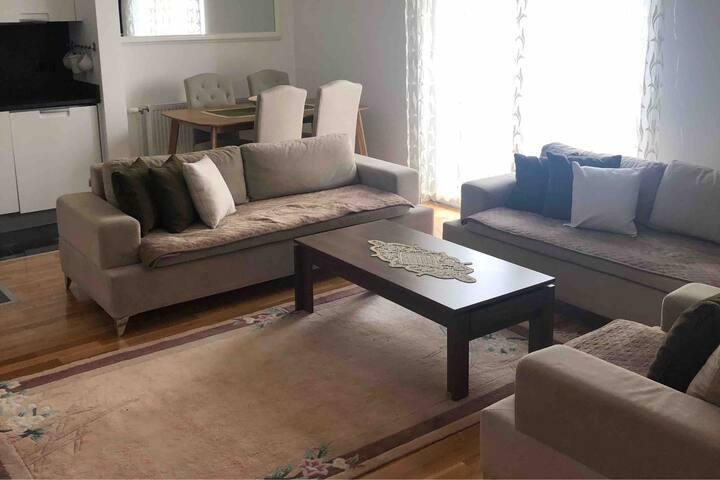 Cozy Entire Apartment! Great Location in Pristine