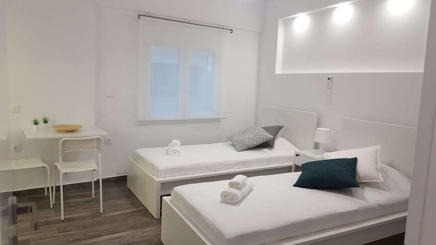 NEW cozy apartment near the center of Sitia