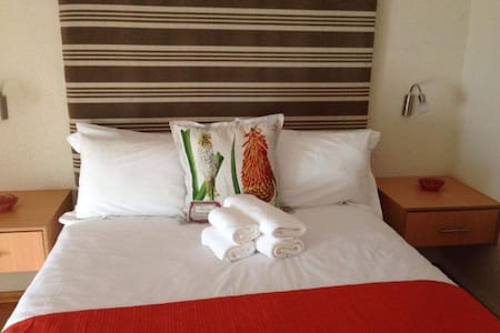 Clean and spacious rooms, secured parking