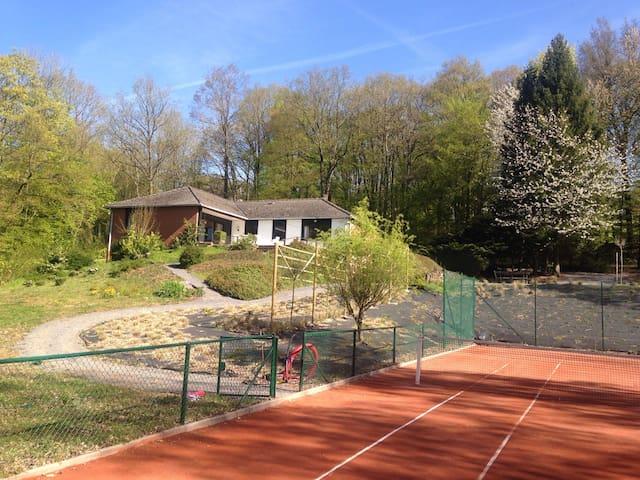 Gîte La Fraise des Bois pour 10 personnes - Namur - Ev