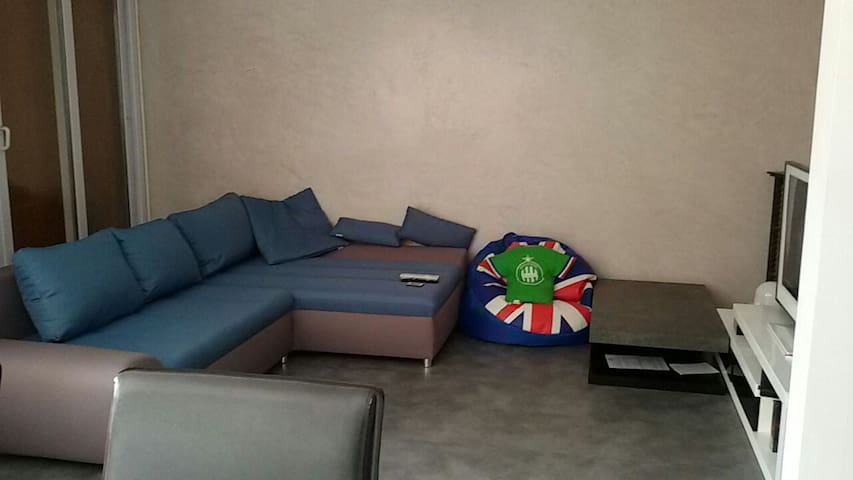 Appartement 65m, geoffroy guichard - Saint-Étienne - Apartamento