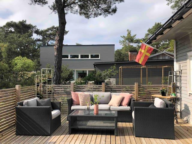 Cosy guest house in Ljunghusen