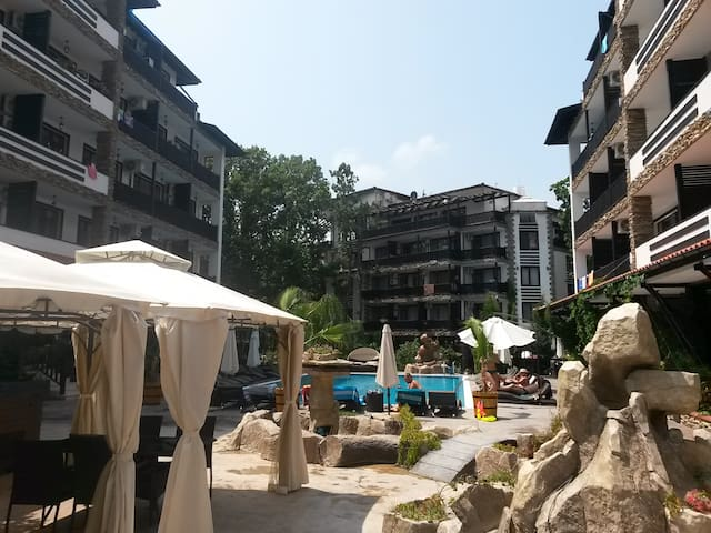 Апартаменты в Приморско, Болгария - Primorsko