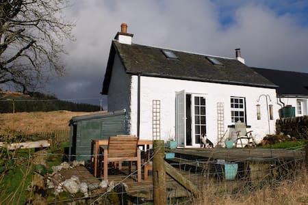 Auchoirk Cottage