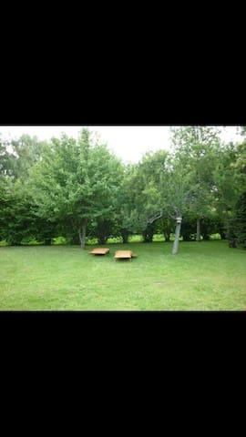 MAISON DU  BONHEUR - Savigny-sur-Clairis - บ้าน