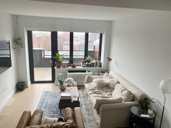 1 Bedroom in Fort Greene Luxury Building