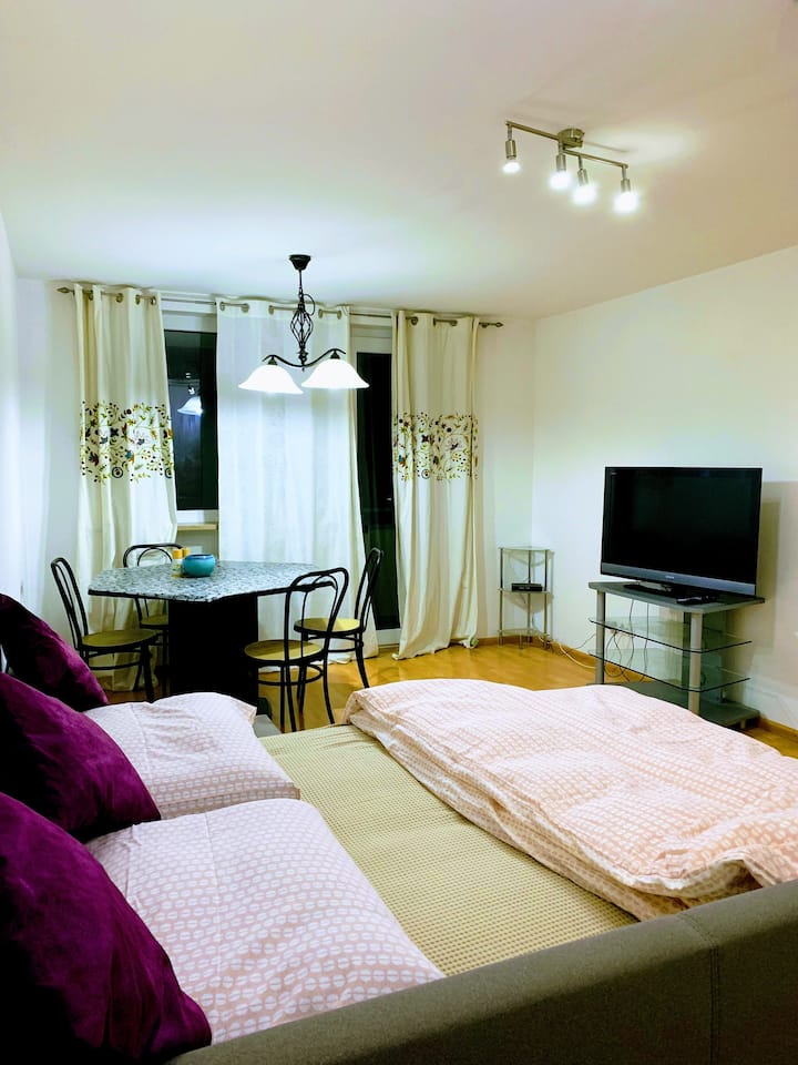 Our Guest Room at Neuperlach Zentrum