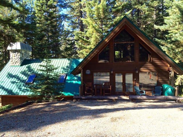 Eagle Pine Lodge - Near Roslyn - Ronald - Blockhütte