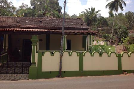 Jacinta - The Goan Villa - Willa