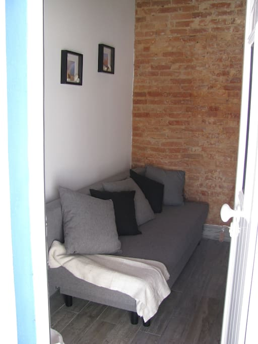 Sofá cama (sofa bed)