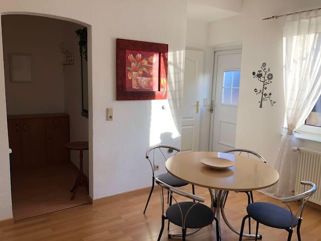 Strandläufer Ostsee Wohnung