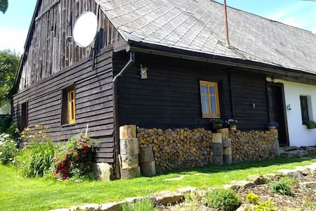 Stylish cottage near the Šumava National Park
