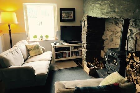 Pentrefan Cottage, Snowdonia - Cwm Penmachno - Σπίτι