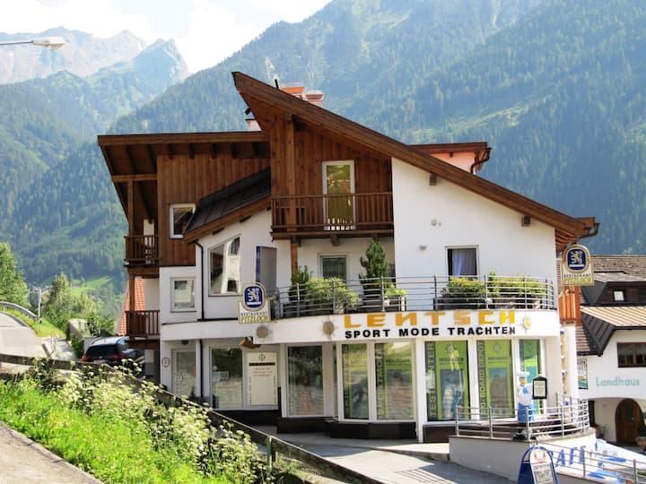 Wohnung Hochzeiger- inklusive Pitztaler Sommercard