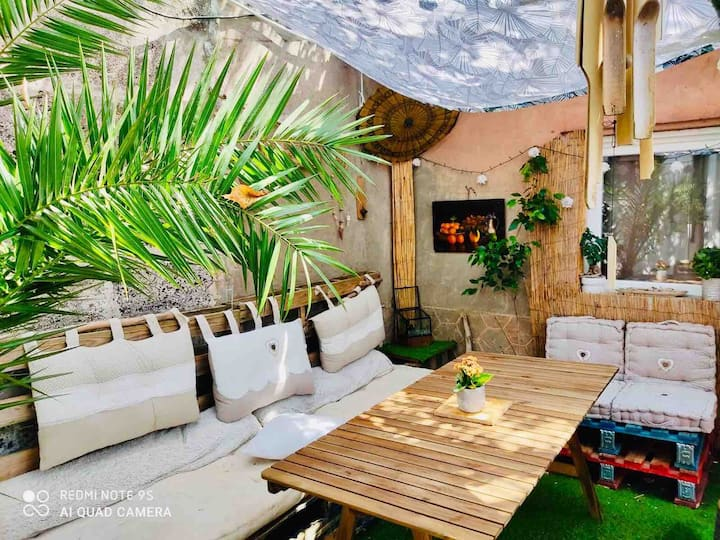 Studio/ Petite Maison  rénové33069-18-0006